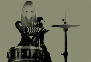 Drummer by NaxArt