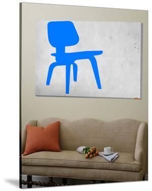 Eames Blue Chair by NaxArt