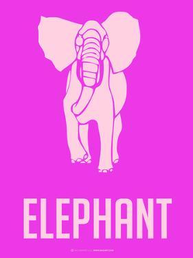 Elephant Pink by NaxArt