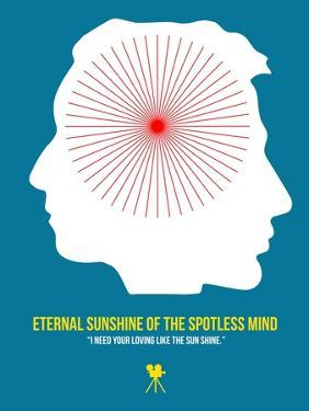 Eternal Sunshine of the Spotless Mind by NaxArt
