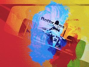 F1 Racing by NaxArt