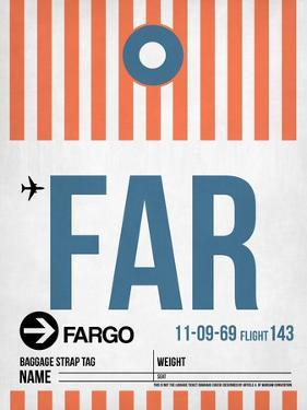 FAR Fargo Luggage Tag II by NaxArt