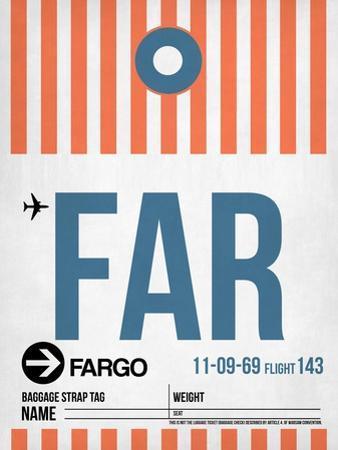 FAR Fargo Luggage Tag II