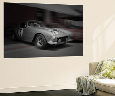 Ferrari 250 GTB Before The Race by NaxArt