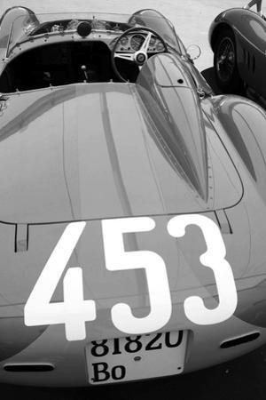 Ferrari Back by NaxArt
