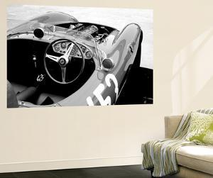 Ferrari Cockpit by NaxArt