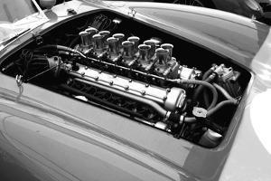 Ferrari Engine by NaxArt