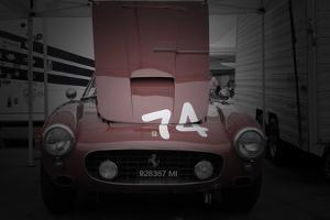 Ferrari Front Open Hood by NaxArt