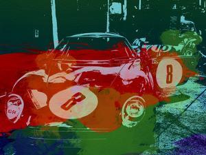 Ferrari Laguna Seca Racing by NaxArt