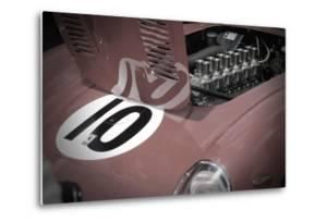 Ferrari open hood by NaxArt