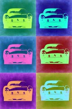 Ferrari Pop Art 2 by NaxArt