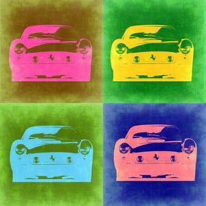 Ferrari Pop Art 3 by NaxArt