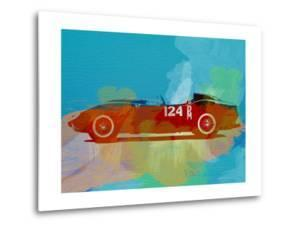 Ferrari Testa Rossa Watercolor 1 by NaxArt