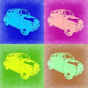 Fiat 500 Pop Art 2 by NaxArt