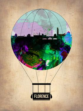 Florence Air Balloon by NaxArt