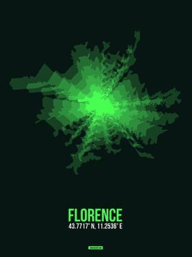 Florence Radiant Map 3 by NaxArt