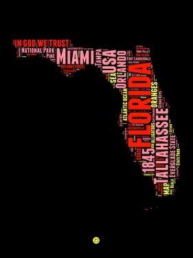 Florida Word Cloud 1 by NaxArt