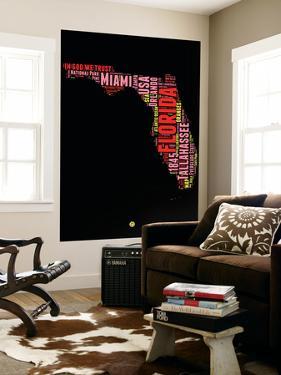 Florida Word Cloud 1 by NaxArt