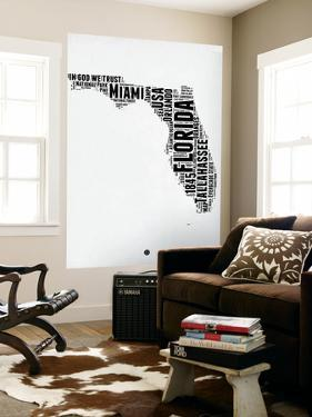 Florida Word Cloud 2 by NaxArt