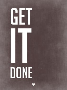 Get it Done Grey by NaxArt