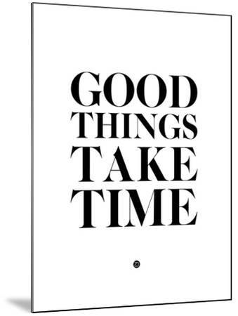 Good Things Take Time 2 by NaxArt