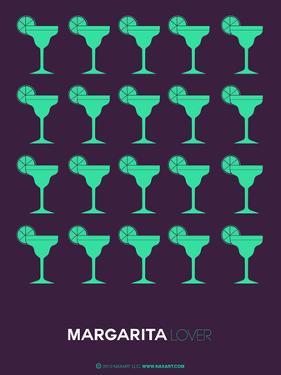 Green Margaritas Poster by NaxArt
