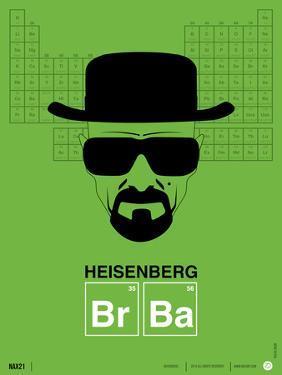 Heisenberg Poster by NaxArt
