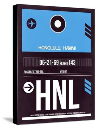 HNL Honolulu Luggage Tag II