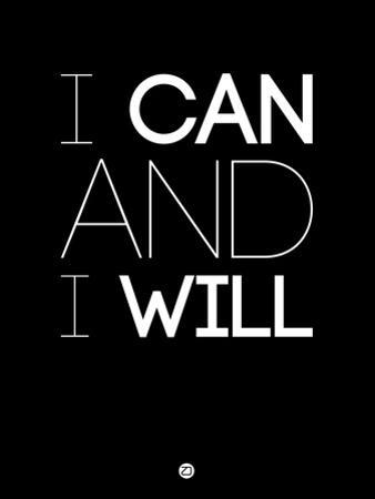 I Can and I Will 1 by NaxArt
