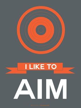I Like to Aim 1 by NaxArt