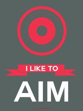 I Like to Aim 2 by NaxArt