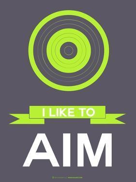 I Like to Aim 3 by NaxArt