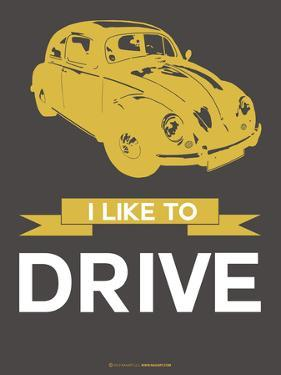 I Like to Drive Beetle 1 by NaxArt