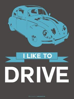 I Like to Drive Beetle 3 by NaxArt