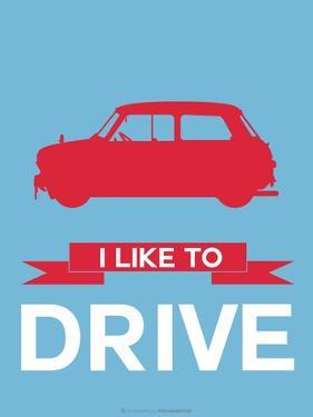 I Like to Drive Mini Cooper 3 by NaxArt