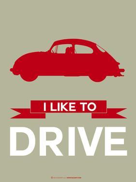 I Like to Drive Porsche 2 by NaxArt
