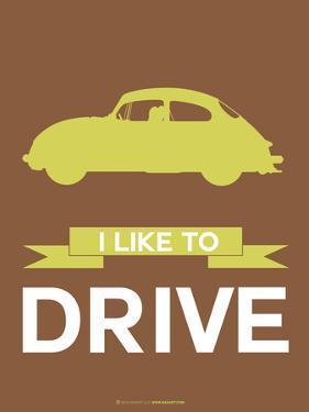 I Like to Drive Porsche 3 by NaxArt