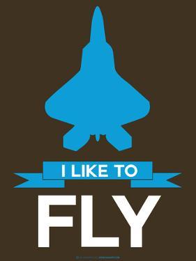 I Like to Fly 2 by NaxArt