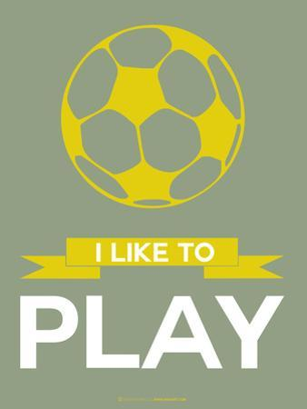 I Like to Play 1 by NaxArt