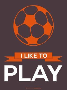 I Like to Play 2 by NaxArt