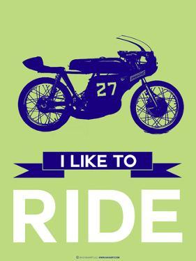 I Like to Ride 11 by NaxArt