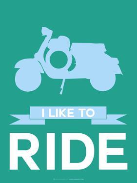 I Like to Ride 2 by NaxArt