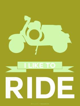 I Like to Ride 3 by NaxArt