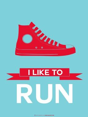 I Like to Run 1 by NaxArt