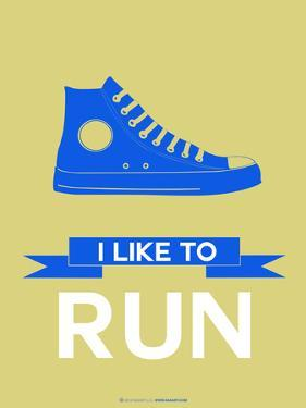 I Like to Run 2 by NaxArt