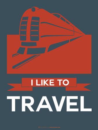 I Like to Travel 3 by NaxArt