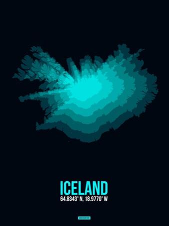 Iceland Radiant Map 2 by NaxArt