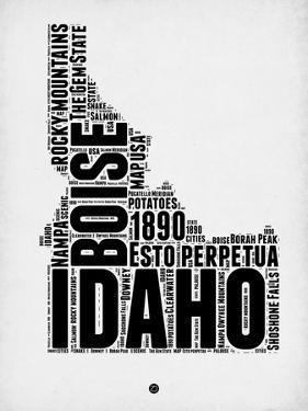 Idaho Word Cloud 2 by NaxArt