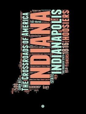 Indiana Word Cloud 1 by NaxArt