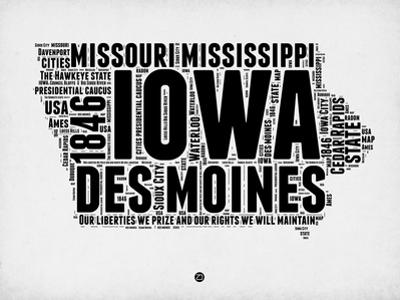Iowa Word Cloud 2